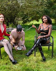 Enslaved For Their Pleasure